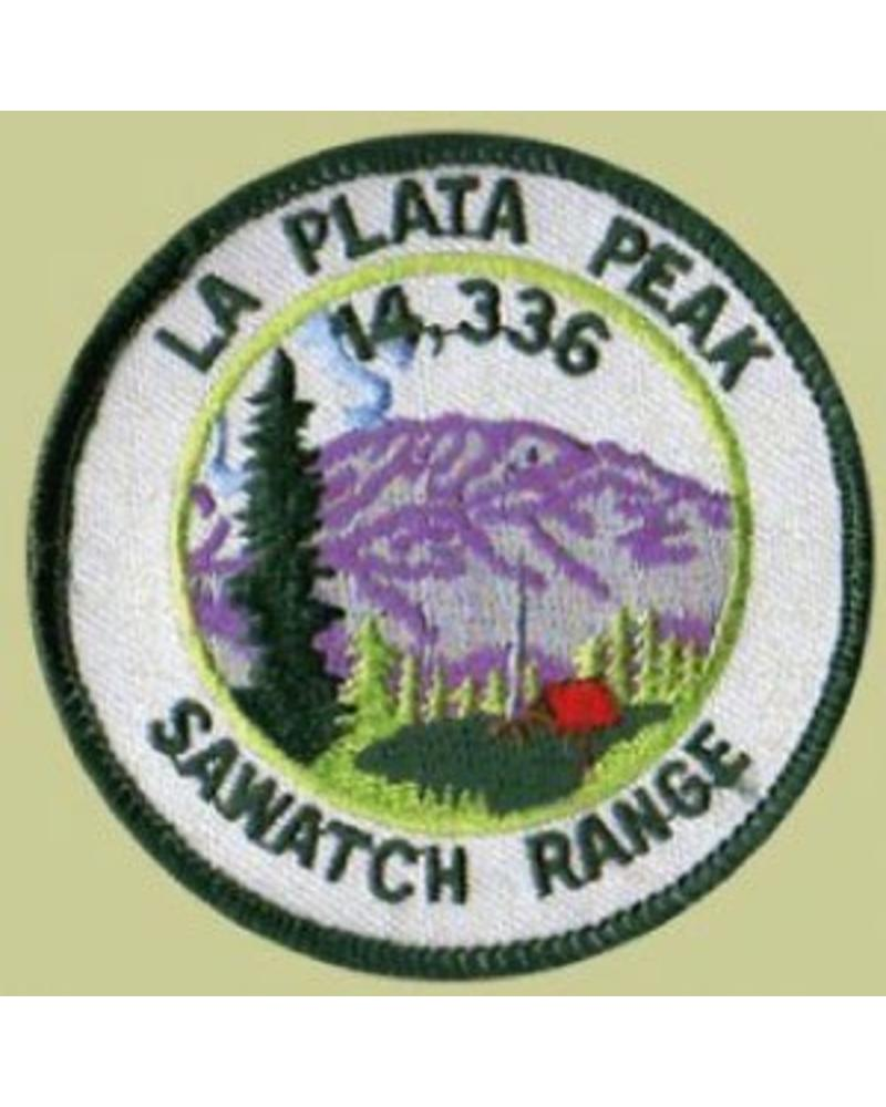 La Plata Peak Patch