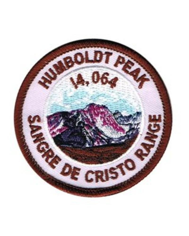Humboldt Peak Patch