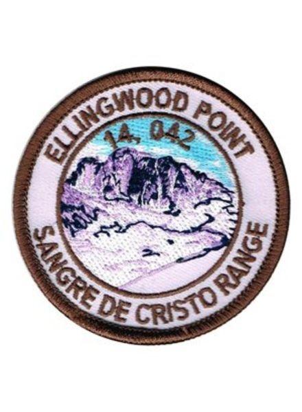 Ellingwood Peak Patch