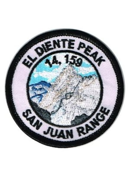 El Diente Peak Patch