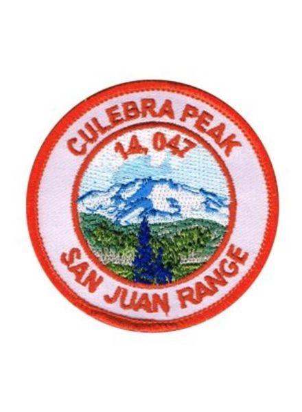 Culebra Peak Patch
