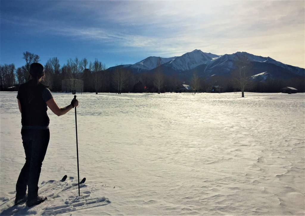 Trail Tuesday: Collegiate Peaks Golf Course