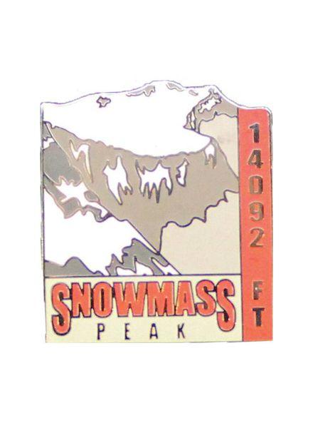 Snowmass Mountain Pin