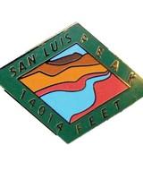 San Luis Peak Pin