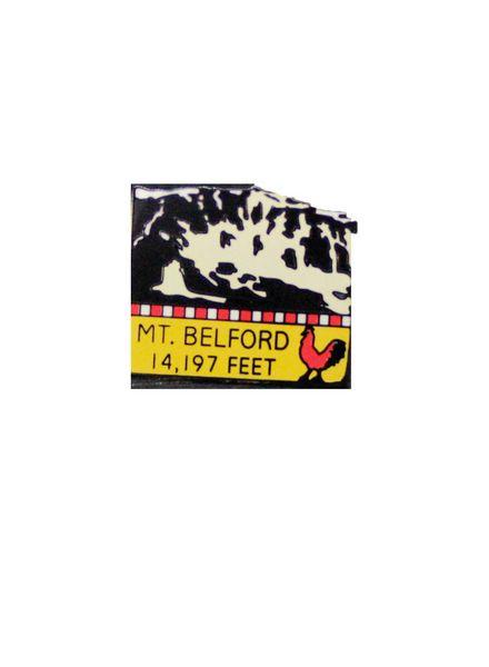 Mount Belford Pin
