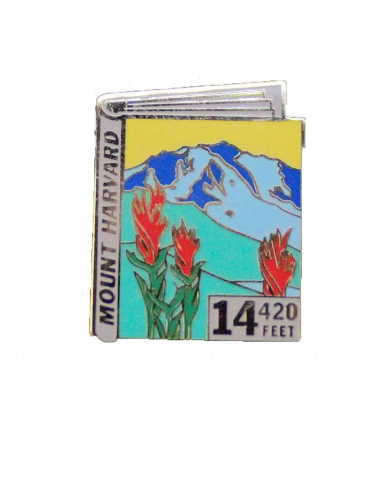 Mount Harvard Pin