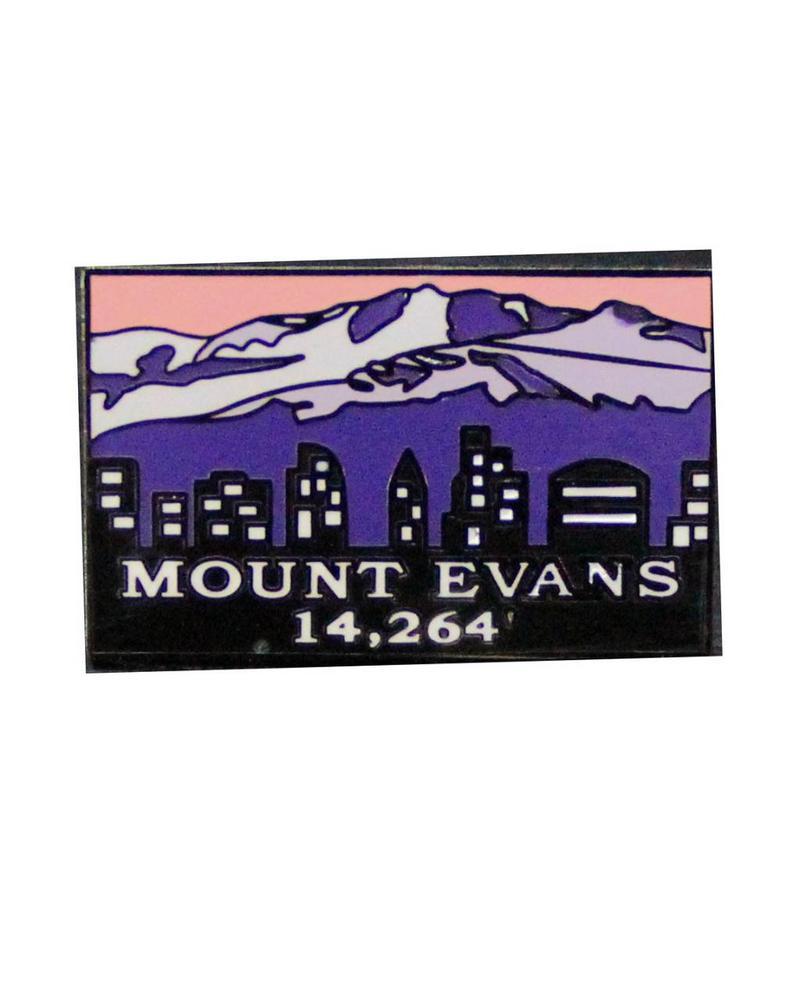 Mount Evans Pin