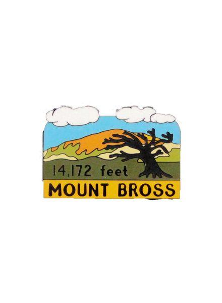 Mount Bross Pin