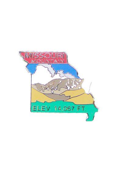 Missouri Mountain Pin
