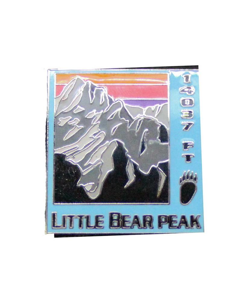 Little Bear Peak Pin