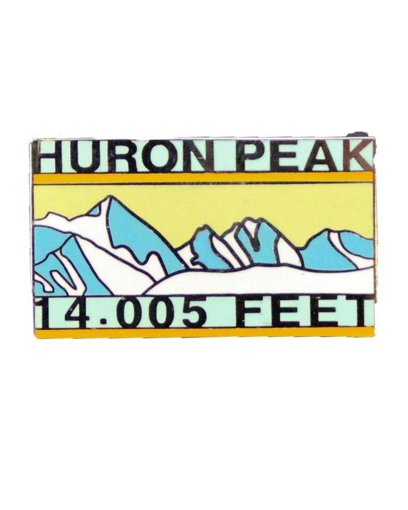 Huron Peak Pin