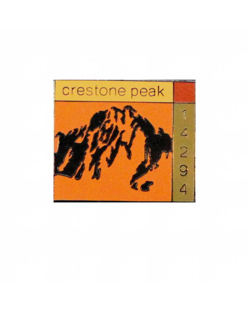 Crestone Peak Pin