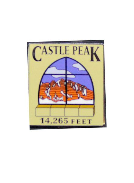 Castle Peak Pin