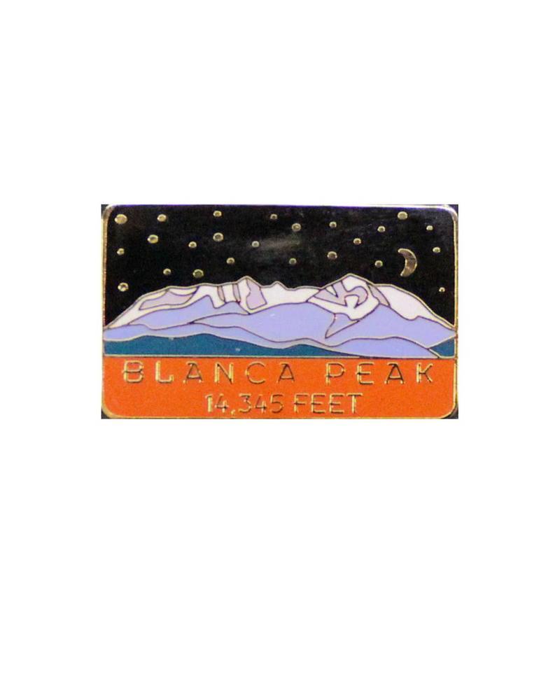 Blanca Peak Pin