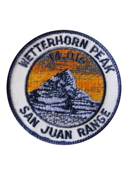Wetterhorn Peak Patch
