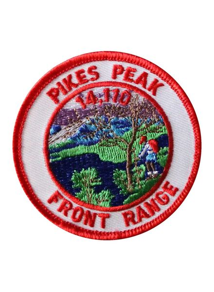 Pikes Peak Patch