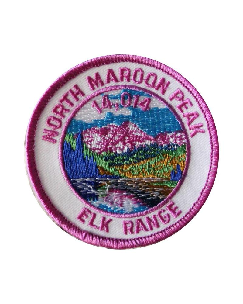 North Maroon Peak Patch