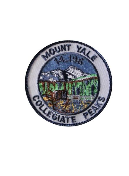Mount Yale Patch