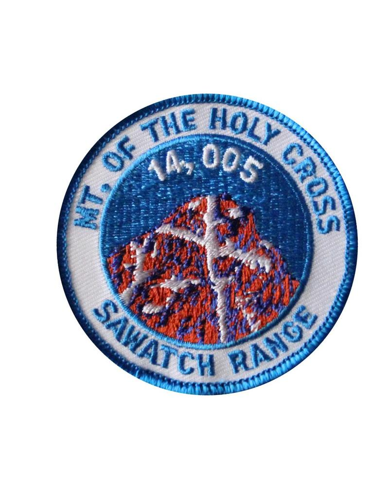 Mount of the Holy Cross Patch