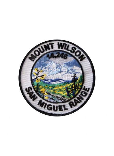 Mount Wilson Patch