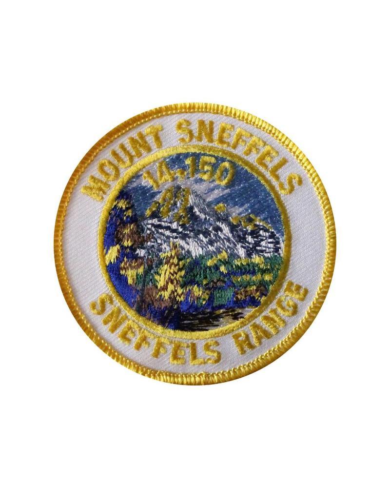 Mount Sneffels Patch