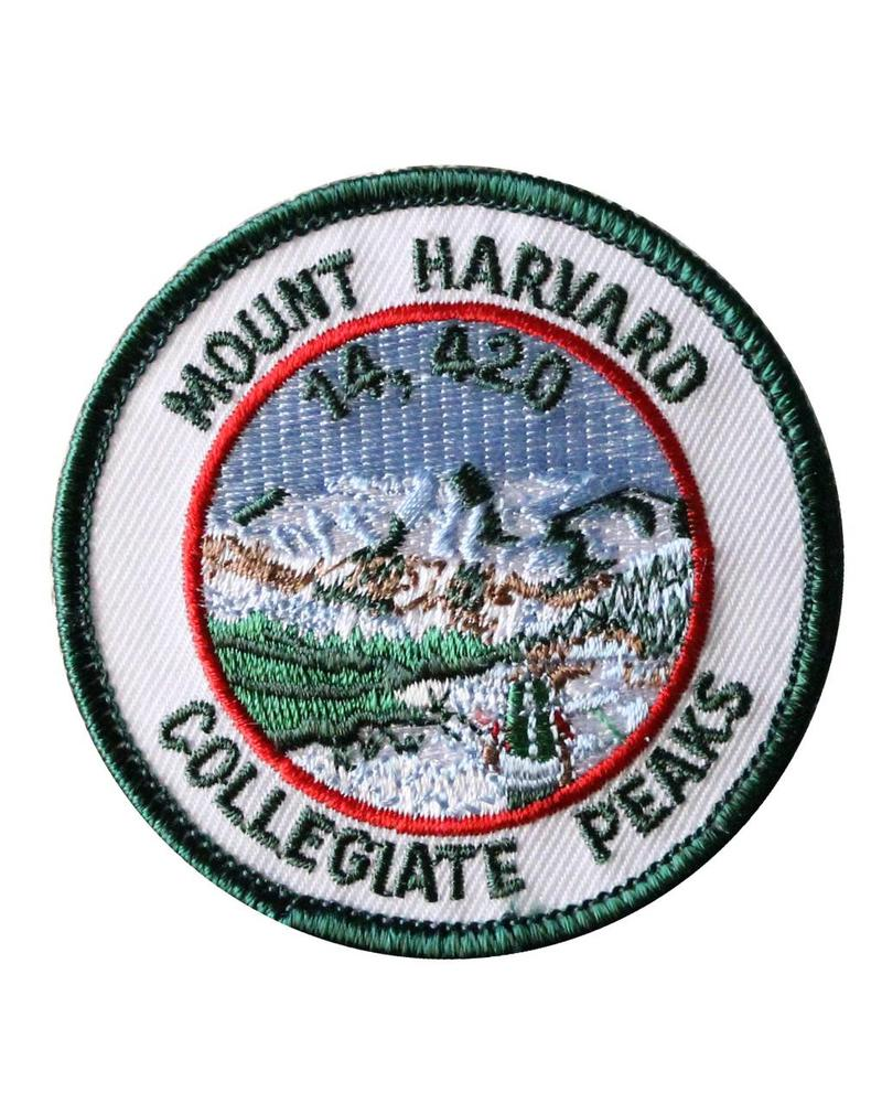 Mount Harvard Patch