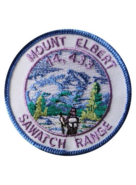 Mount Elbert Patch
