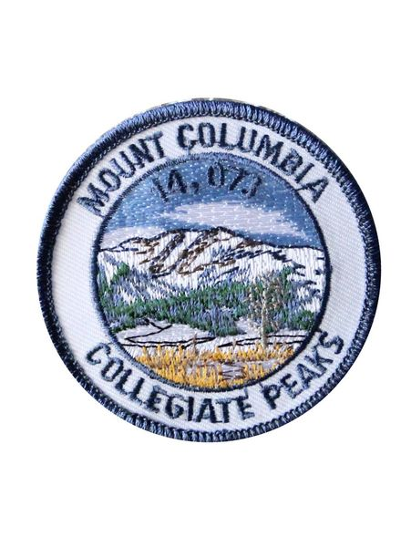 Mount Columbia Patch