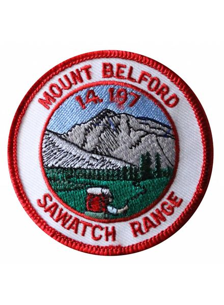 Mount Belford Patch