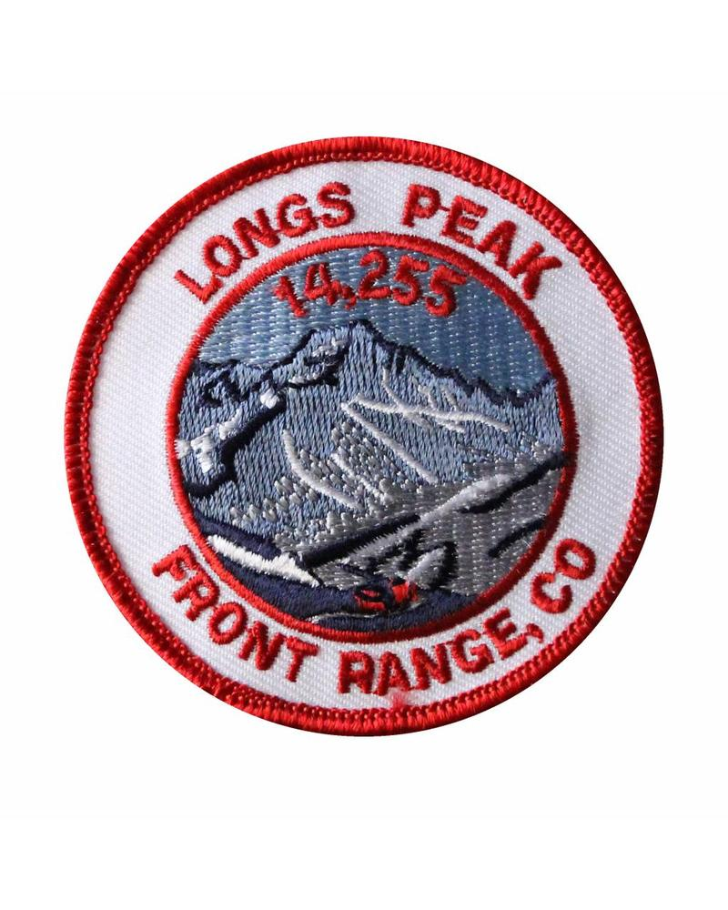 Longs Peak Patch