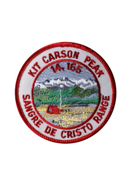 Kit Carson Peak Patch