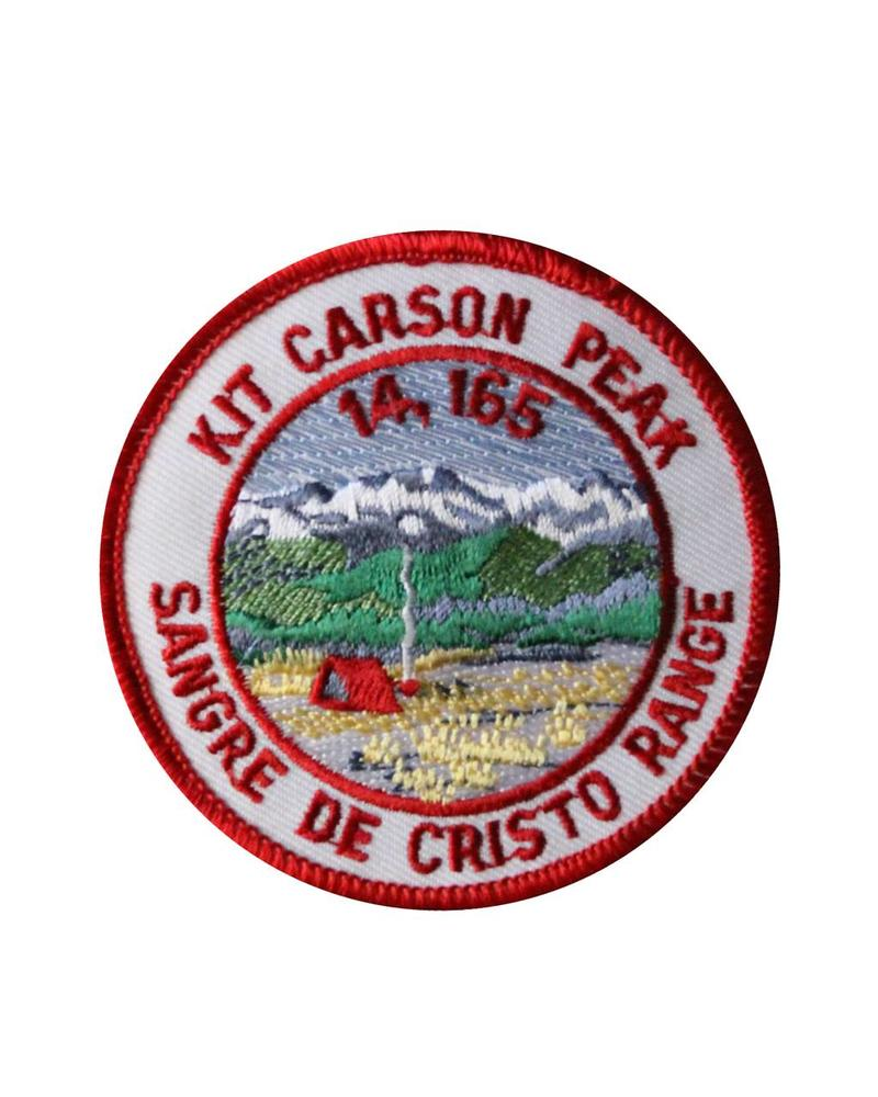 Kit Carson Peak Patch