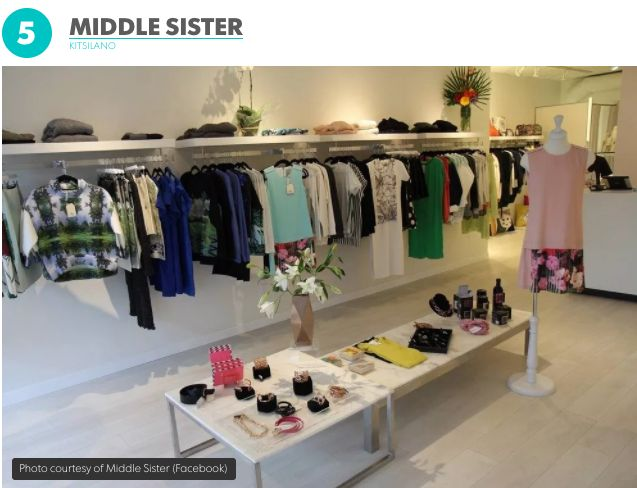 10 Clothing Stores for Women You Don't Want to Miss in Vancouver