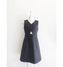 Wnderkammer Wool Mini Dress