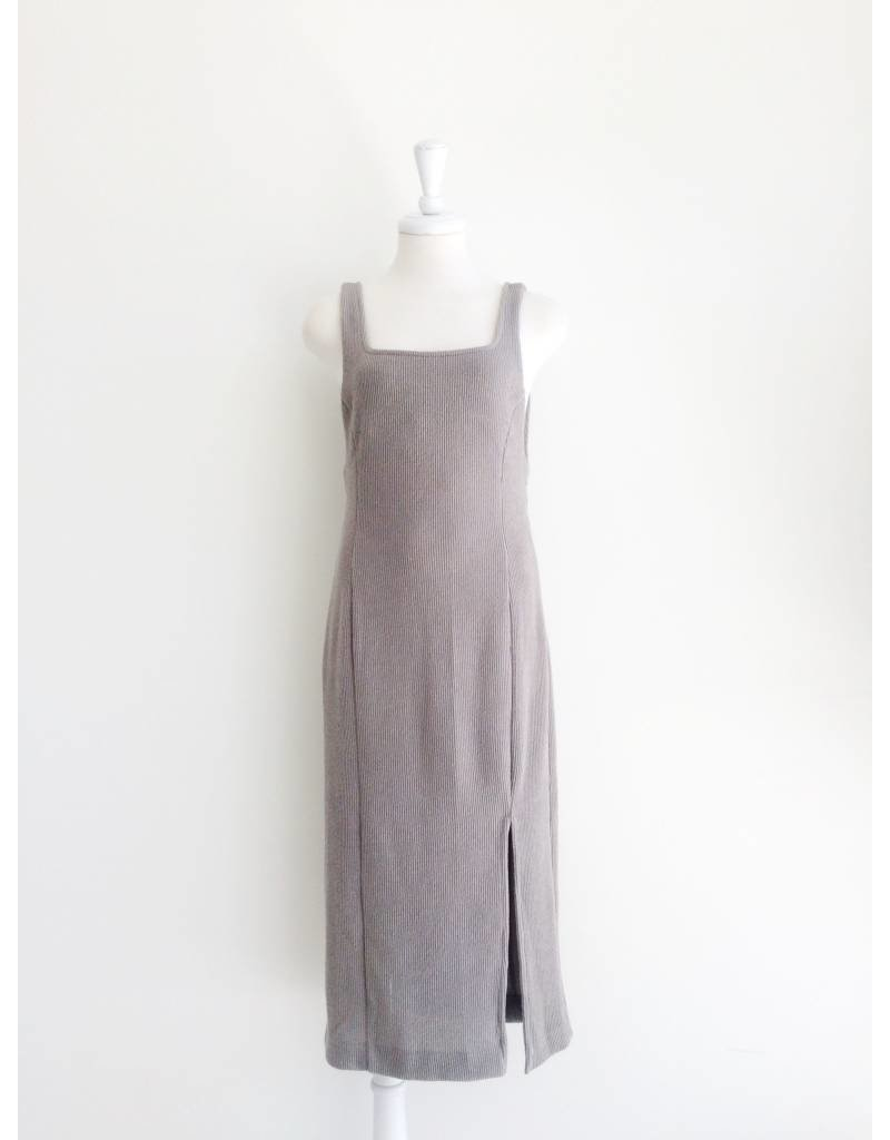 Wnderkammer Square Neck Dress