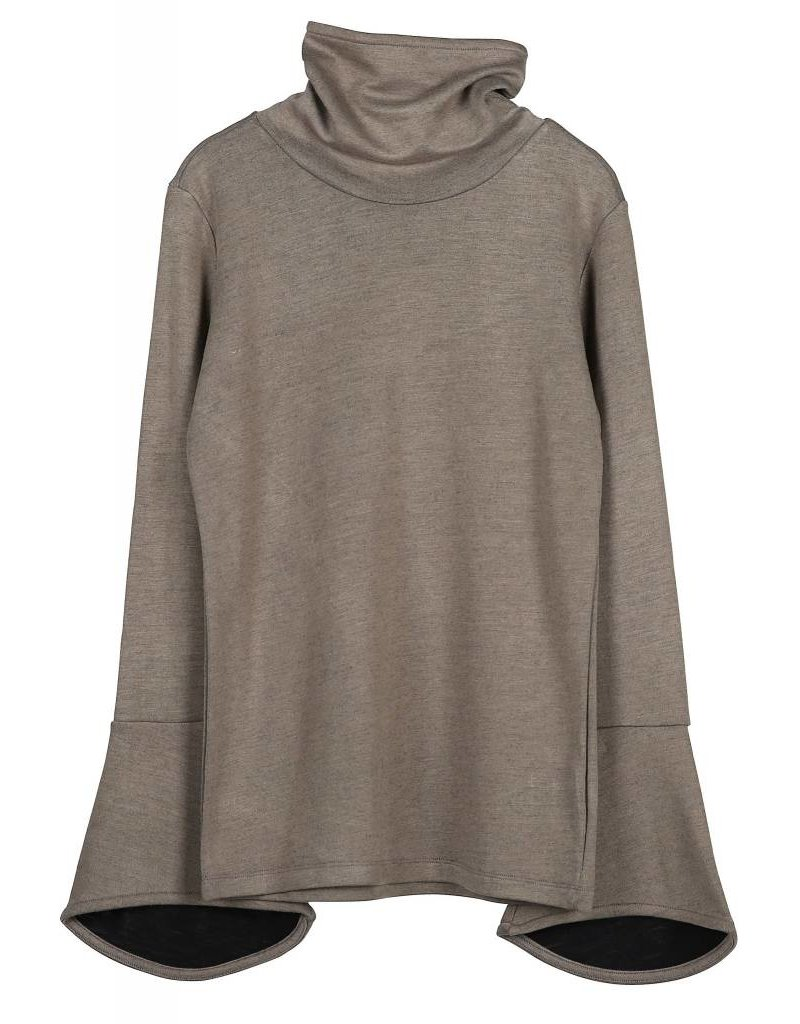 Ti:Baeg Turtleneck Top
