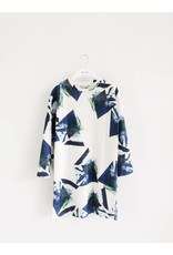 Ti:Baeg Graphic Shift Dress