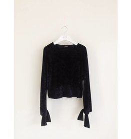Ti:Baeg Velvet Long Sleeve