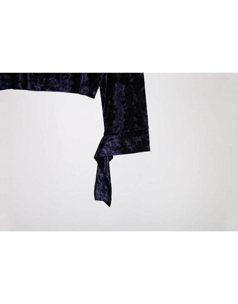 Ti:Baeg Velvet Long Sleeve