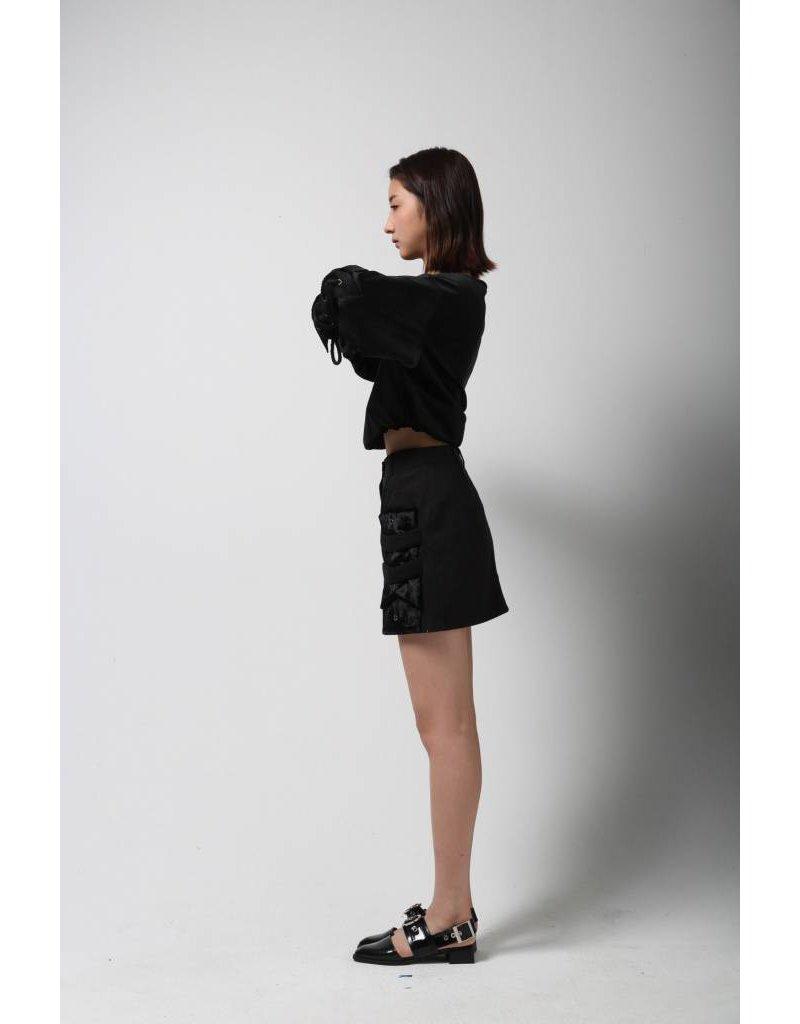 LIE Mini Skirt