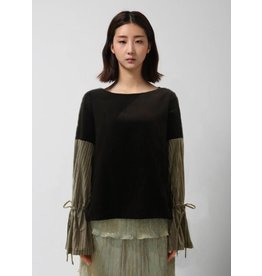 LIE Blouse with Ties