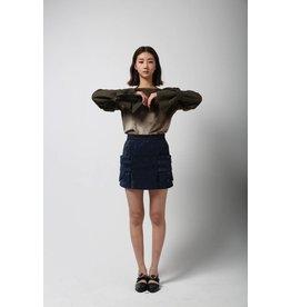 LIE Velvet Skirt