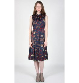 Birds of North America Dress Killdeer - SOLD OUT
