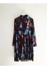 Orion Inez Pleated Dress