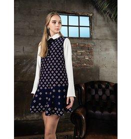 Bonsui Dia Knitted Sleeveless Dress