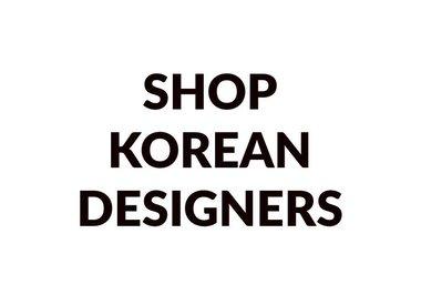 KOREAN DESIGNERS