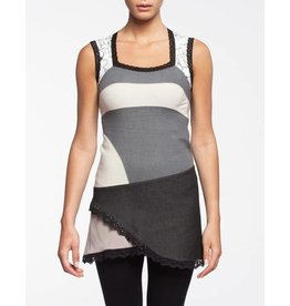 Kollontai Twist Sleeveless Tunic