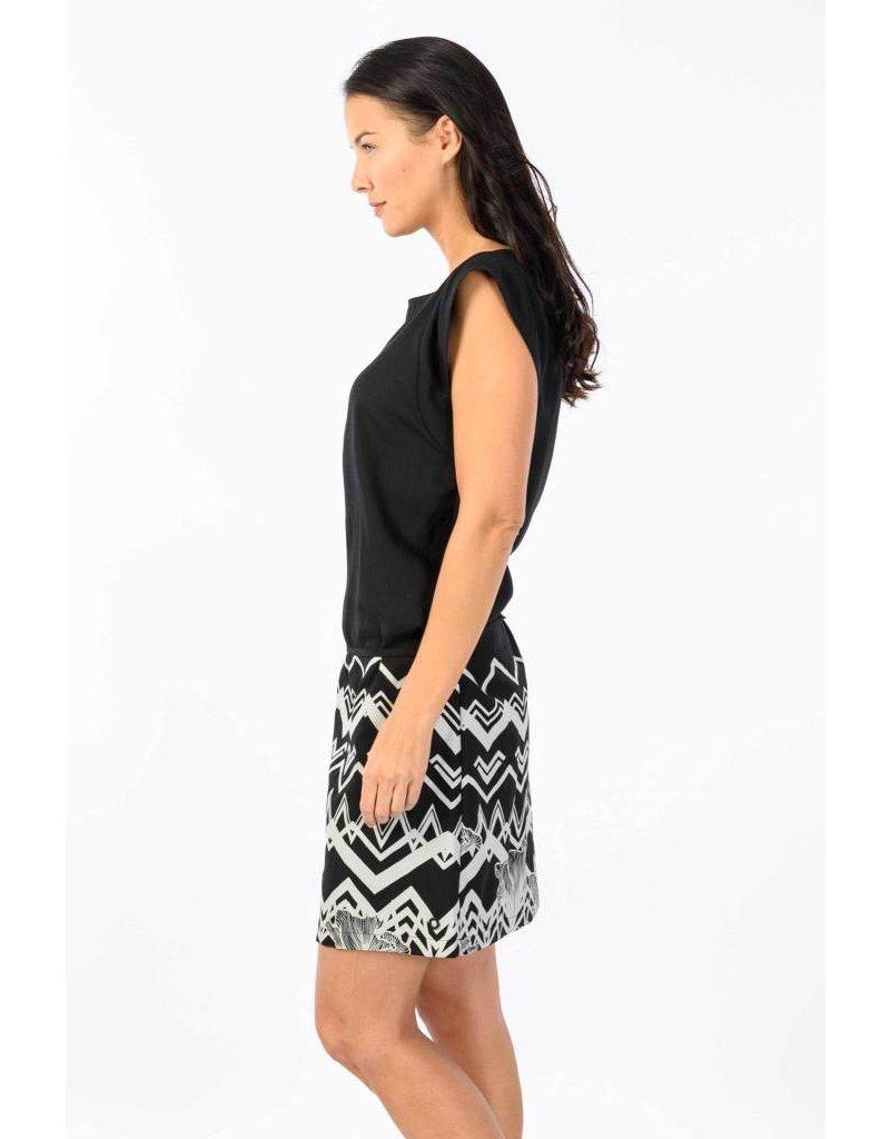 Skunk Funk Tilde Shift Dress