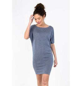 Skunk Funk Pui Mini Knit Dress