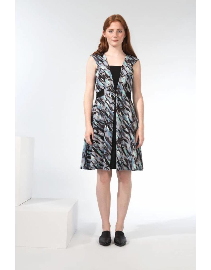 Marigold Paloma Aline Mini Dress